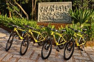 Biking in Phu Quoc