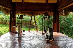 Chen Sea Fitness Room
