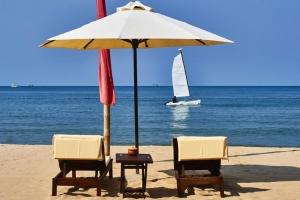 Sailing at Chen Sea Resort