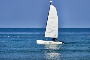 Sailing in Phu Quoc