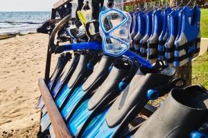 Snorkeling in Chen Sea Resort