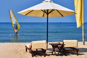 Windsurfing in Phu Quoc