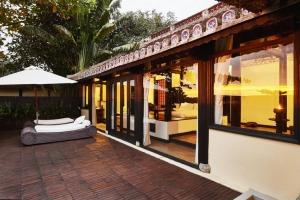 Jacuzzi Villa Terrace 2