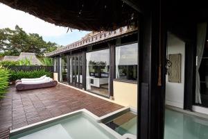 Jacuzzi Villa Terrace