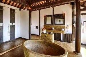 Pool Villa Bathroom and Shower