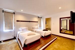 Pool Villa Twin Bed Room