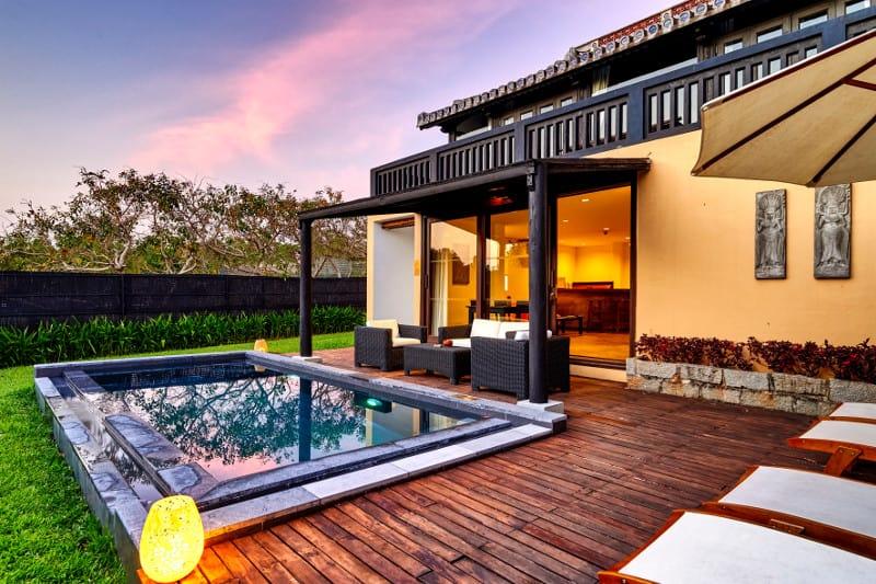 Pool Villa Chen Sea
