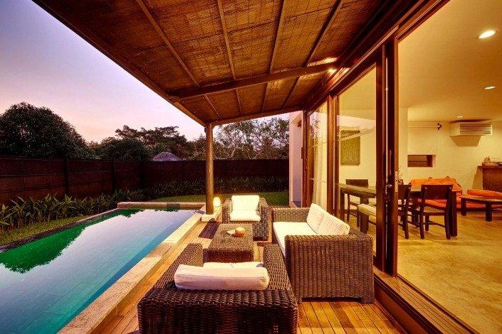 Pool Villa Terrace 2