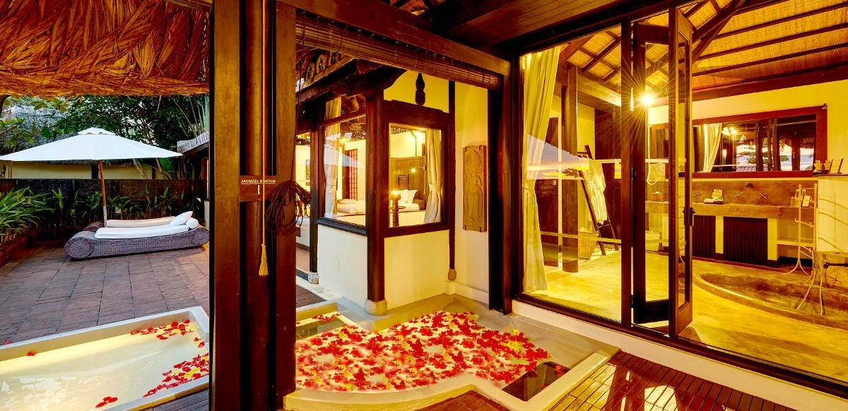 Jacuzzi Villa Chen Sea Phu Quoc