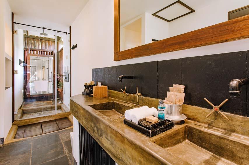 Sea View Villa Bathroom