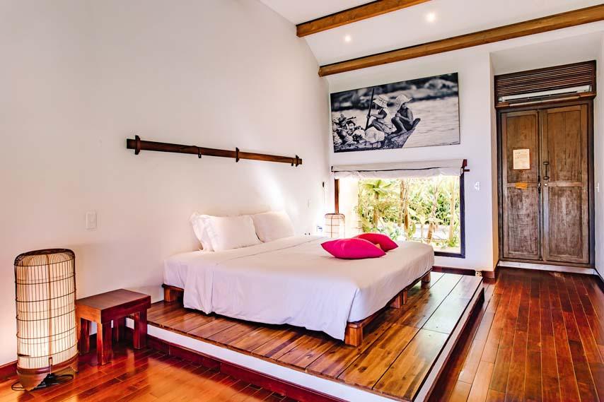 Sea View Villa Bedroom