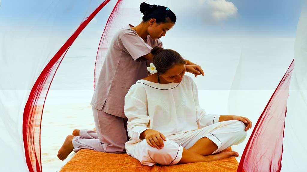 Spa Therapy by the beach
