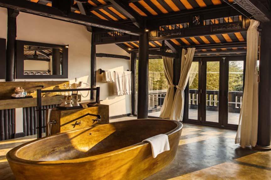 Two Bedroom Pool Villa Bathroom