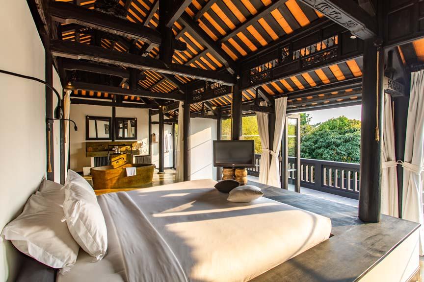 Two Bedroom Pool Villa Bedroom